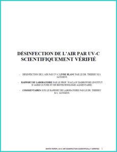 BGD Groupe - Livre Blanc - UVC